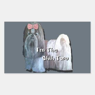 I'm the Shih Tzu - Stickers
