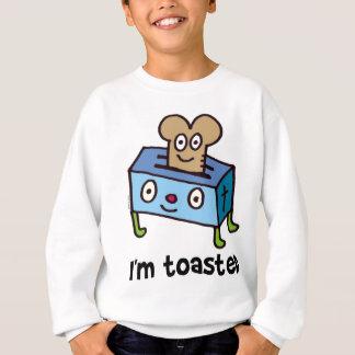 I'm toasted sweatshirt