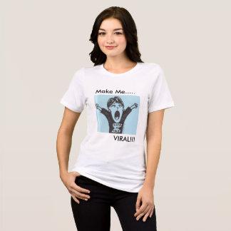 I'm tweeting, facebookin', youtubin', zazzin' T-Shirt