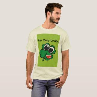 I'm Very Lucky T-Shirt