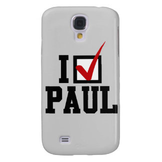 I'M VOTING FOR RON PAUL SAMSUNG GALAXY S4 CASES