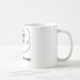 I'm watching you - meme mug