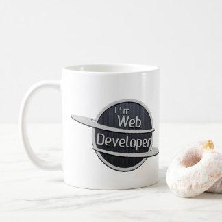 I'm Web Developer Cool Mug