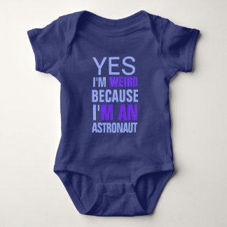 I'm WEIRD Baby Bodysuit