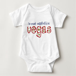 I'm What Happened In Vegas Baby Bodysuit