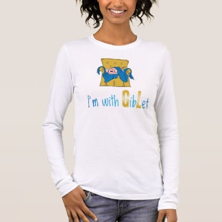 I'm With Giblet Long Sleeved T-shirt