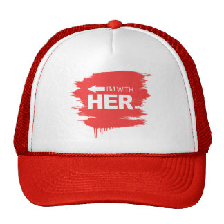 I'm with her (left) -.png hat