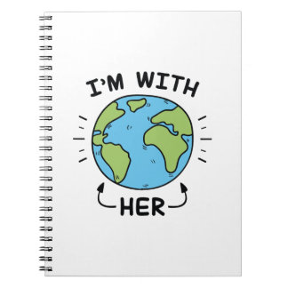 I'm With Her Notebook
