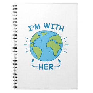 I'm With Her Notebooks