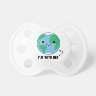 I'm With Her - Planet Earth Day Dummy