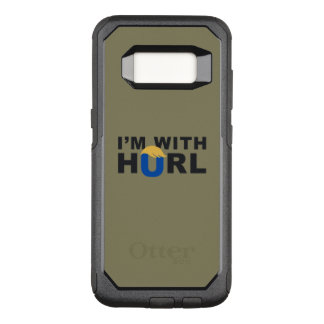 i'm with hurl OtterBox commuter samsung galaxy s8 case