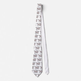 Im With The Groom Tie
