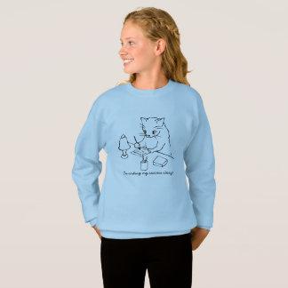 I'm writing my success story! sweatshirt