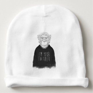 I'm your father baby beanie