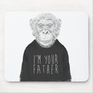 I'm your father mouse pad