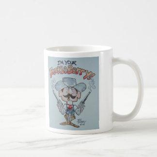 I'm Your Huckeberry Coffee Mug