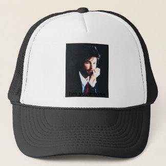 I'm your man trucker hat