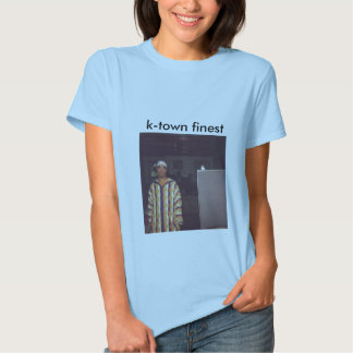 Image1, k-town finest t shirts