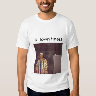 Image1, k-town finest t-shirts