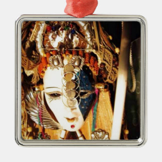 image Aharon's Art collectables Silver-Colored Square Decoration