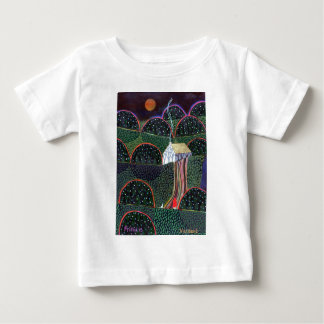 image from an original painting by Richard Friend Baby T-Shirt