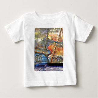 image in acrylic baby T-Shirt
