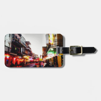 image.jpg New Orleans night life Bag Tag