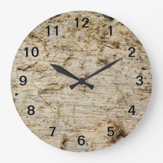 Image of Driftwood. Large Clock