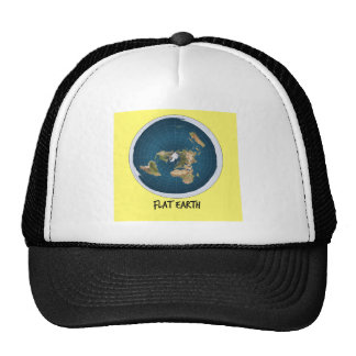 Image Of Flat Earth Cap