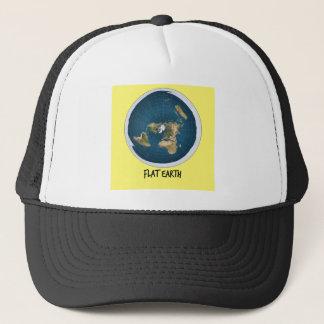 Image Of Flat Earth Trucker Hat