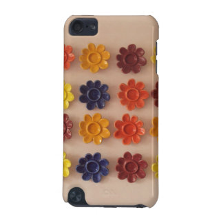 image of flowers in azuleijo iPod touch (5th generation) case