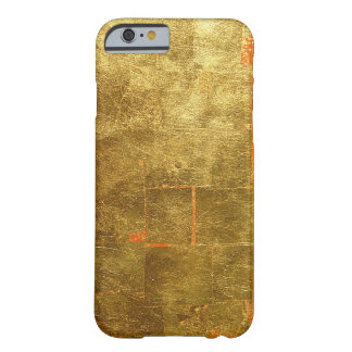 Image of Gold Leaf Surface, Unfinished Barely There iPhone 6 Case