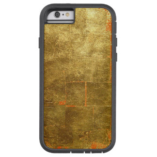 Image of Gold Leaf Surface, Unfinished Tough Xtreme iPhone 6 Case