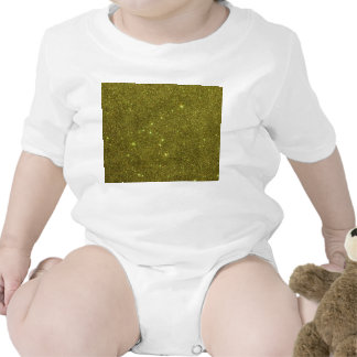 Image of greenish yellow glitter tee shirts