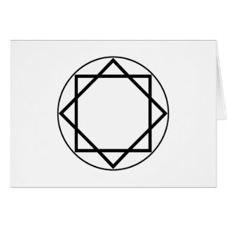 Image of number 8: the octagone card