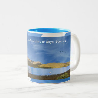 Image of Scotland for Two-Tone Mug