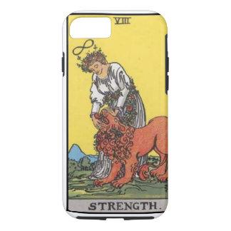 image of tarot strenght card iPhone 8/7 case