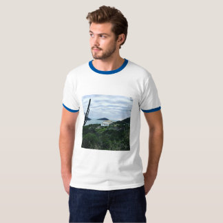 image of the pontal of the atalaia in arraial of T-Shirt
