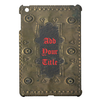 Image of Vintage Distressed Book Cover iPad Mini Cover