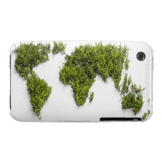image of world map iPhone 3 covers