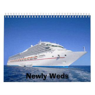 ImagePlaceholder, cruise, Newly Weds Wall Calendars