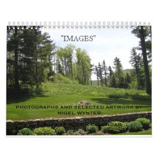"""""""Images""""  2013 Calendar by Nigel Wynter"""