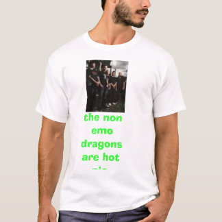 images[30], the non emo dragons are hot pic T-Shirt