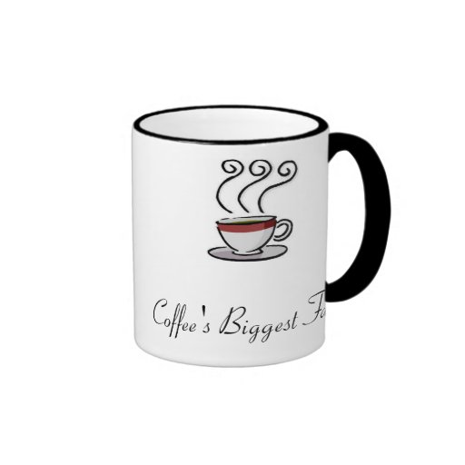 images, Coffee's Biggest Fan Mug