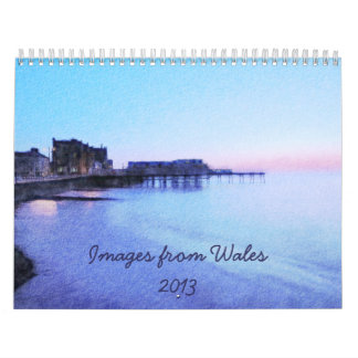 Images from Wales 2013 Calendar