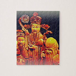 Images of China in Australia Puzzles