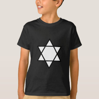 Images of number 6: the hexagramme T-Shirt