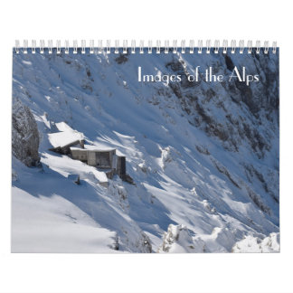 Images of the Alps Calendars