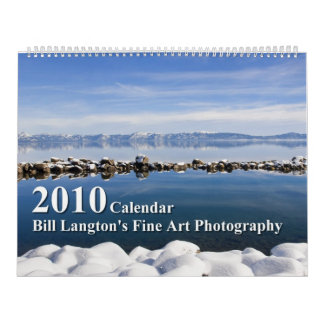 Images of the West - 2010 Edition Wall Calendars