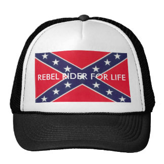 images, REBEL RIDER FOR LIFE Cap